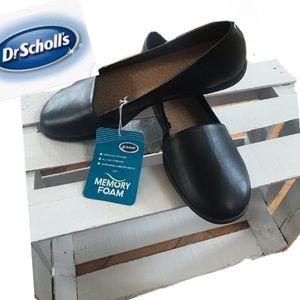 NWT Super Comfy Dr. Scholl's Black Shoes Sz. 11